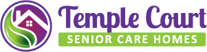 Temple Court Senior Care Logo
