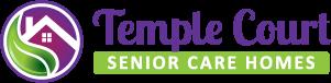 Temple Court Senior Care Logo
